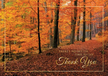 Woodland Gratitude Thanksgiving Cards